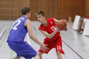 U18 vs BC Wiesbaden, 23. Februar 2013