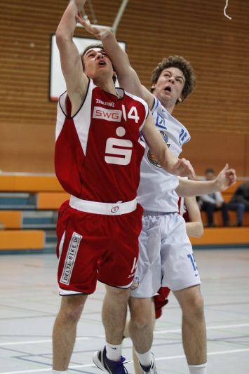 U18 vs Geisenheim, 12.11.2011