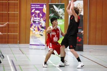 U18 gg Heppenheim, 25.09.2010