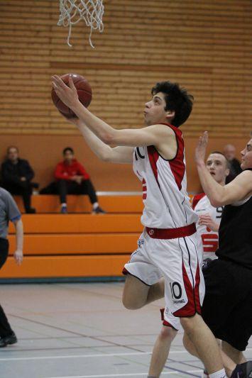 U18 vs TV Heppenheim, 14.01.2012