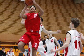 U18 vs MTV Giessen, 02. Februar 2013