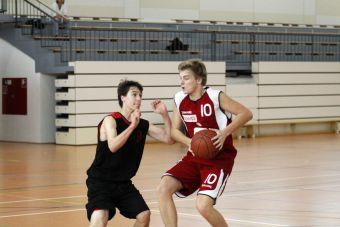 U18 in Kronberg, 03.10.2010