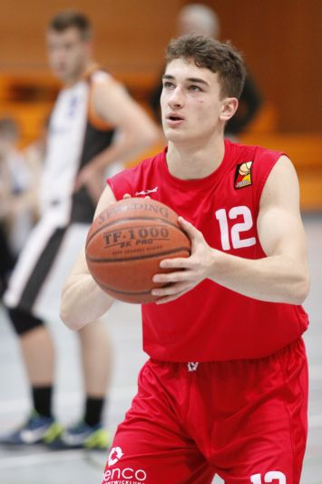 U18 vs BG Ober-Ramstadt, 03. November 2012