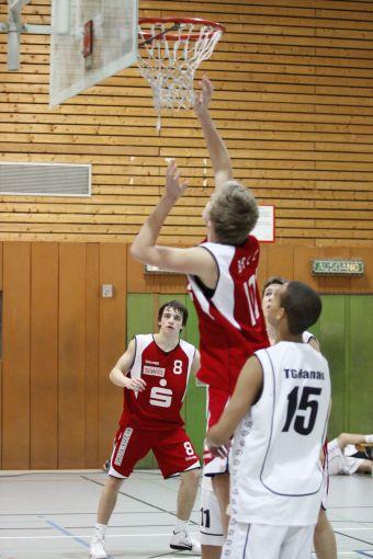 U18 vs Tg Hanau, 11.12.2010
