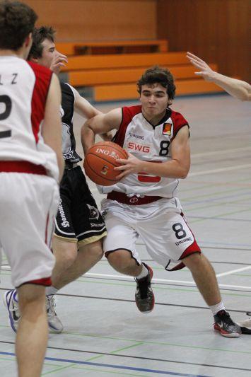 U18 vs TG Hanau, 10.12.2011