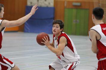 U18 vs TG Hanau, 08. Dezember 2012