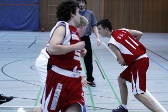 U18 vs SG Weiterstadt. 19.02.2011