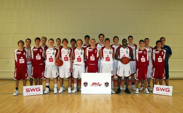 nbbl team 2008/2009