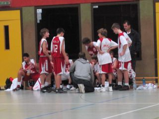 U14 vs Frankfurt, 07.11.2009