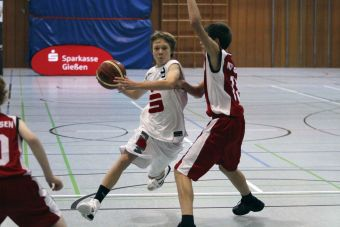U14 vs MTV Gießen, 13.11.2010