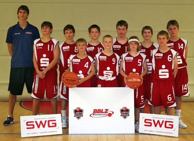 LTi 46ers Juniors U14 2008/2009
