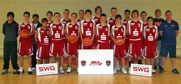 LTi 46ers Juniors U16 2008/2009